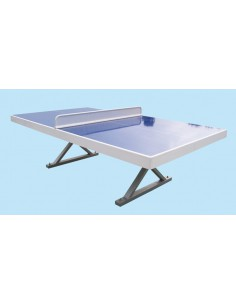 Table Ping Pong antivandalisme