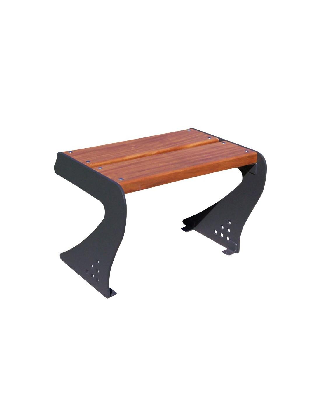 chaise l baro sans dossier dessin e par visina villar. Black Bedroom Furniture Sets. Home Design Ideas