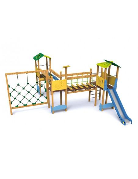 Parc Santillana pour aire de jeux