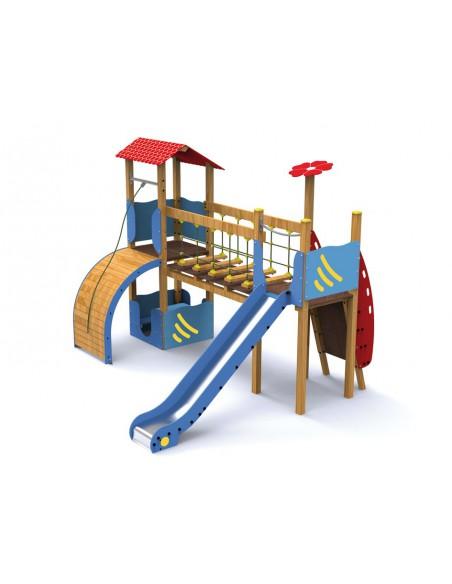 Parc Campoo pour aire de jeux