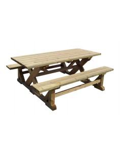 Table picnic CRUZ