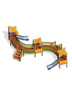 Parc Pereda pour aire de jeux