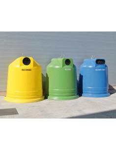 Conteneur pour recyclage