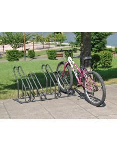 Support métallique pour vélo