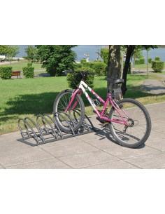 Support pour vélo 4 places