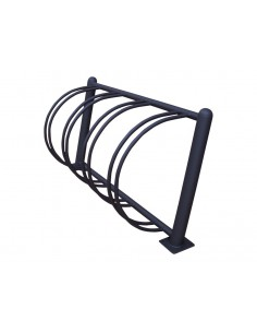 Support pour vélo en métal
