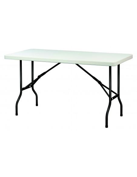Table Pliante Polypropylène Rectangulaire Grenade