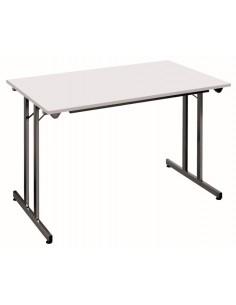 Table bois mélaminé pliante Massa