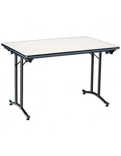 Table bois plein pliante RIMINI