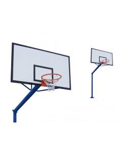 Kit panier basket à tubes carrés, encastrable ou à visser