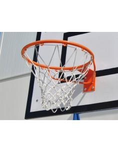 Cerceau de basket avec support