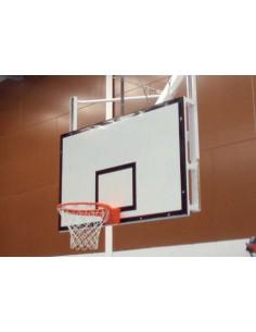 Panneau de basket en polyester