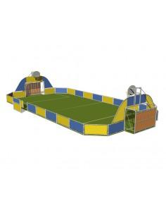 Zone multi-sports HPL, 29x14m