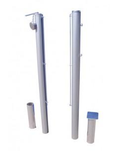 Poteaux Paddle en aluminium