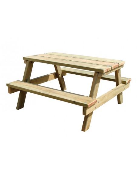 Table pique-nique pour enfants