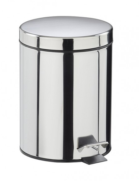 Corbeille ESSENCIA Inox 5L