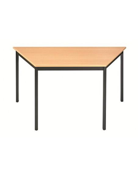 Table réunion FIXE Trapézoïdale