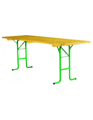 Table Pliante Bois Vienne