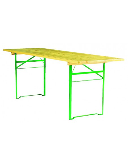 Table Pliante Bois Pragues