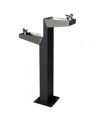 Fontaine à eau acier Minus PMR